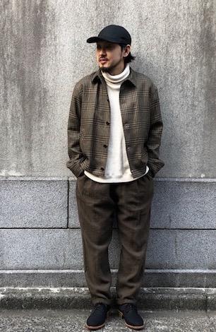 STAFF SNAP】表参道 nest Robe CONFECT|岩田 雅人さん | FACY