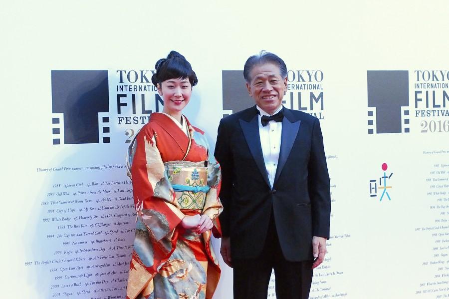 東京国際映画祭 黒木華 椎名保 TIFF
