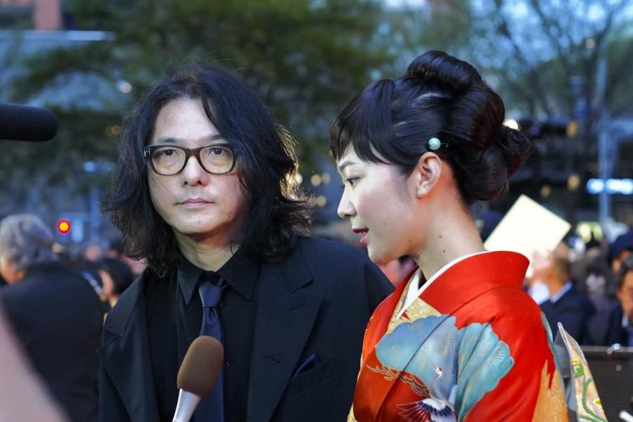 東京国際映画祭 岩井俊二 黒木華 レッドヴァンウィンクルの花嫁