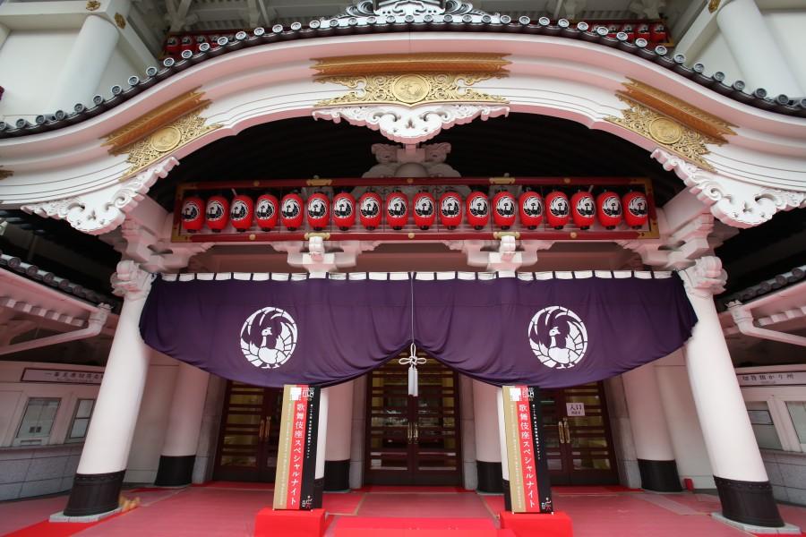 東京国際映画祭 歌舞伎座