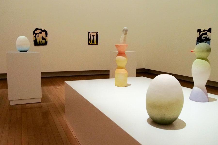Eunice Luk No egg is perfect 完璧な卵などない カナダ大使館 高円宮記念ギャラリー