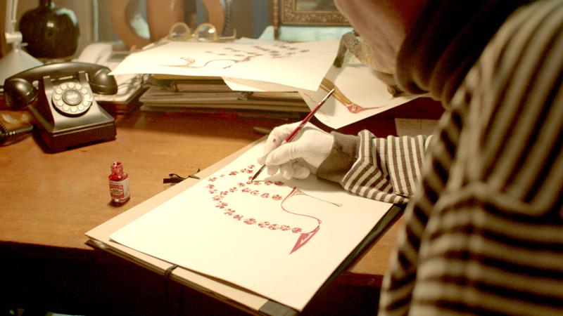 マロノブラニク トカゲに靴を作った少年 映画 アナ・ウィンター リアーナ パロマ・ピカソ シャーロット・オリンピア イマン アンジェリカ・ヒューストン ジョン・ガリアーノ ソフィア・コッポラ ルパート・エヴェレット