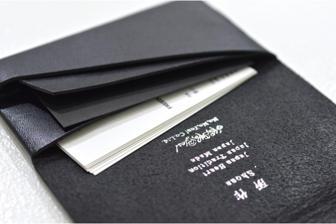所作_Shosa_CARD_CASE(BLACK)_-_FREEDOM_FROM_COMMONSENSE_ 3
