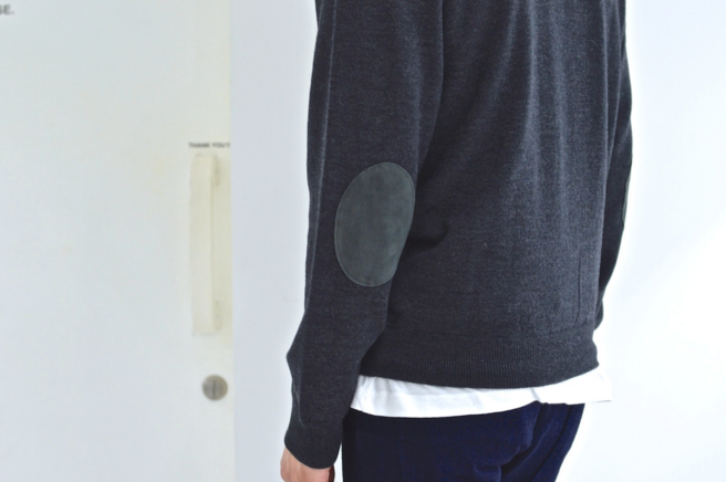 niuhans___Crew_neck_Sweater__D_GRAY__-_FREEDOM_FROM_COMMONSENSE_