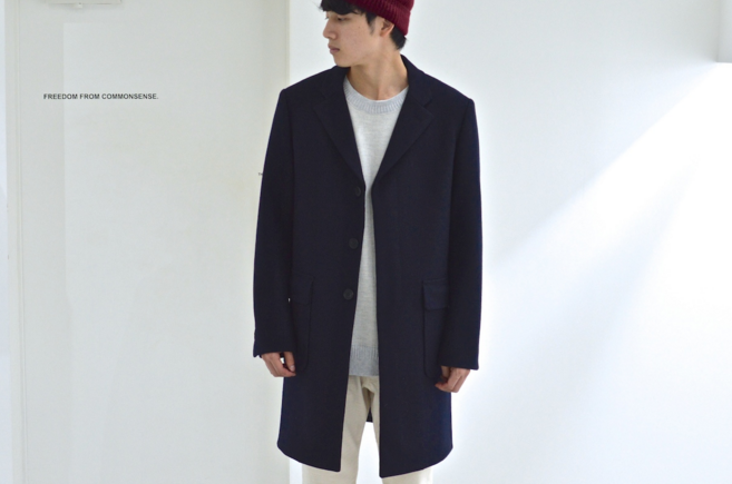 niuhans___Chesterfield_Coat__NAVY__-_FREEDOM_FROM_COMMONSENSE_