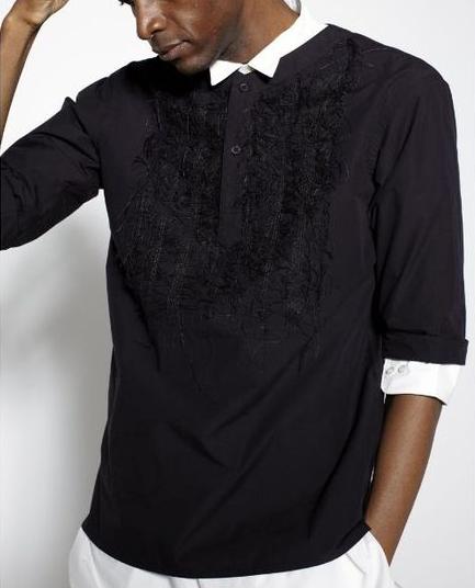 Otokoke_Shirts_Black___TAAKK_吉祥寺のセレクトショップAQUE|「PRODUCTAINMENT」をテーマにしたセレクトショップです。|ITEM DETAILS