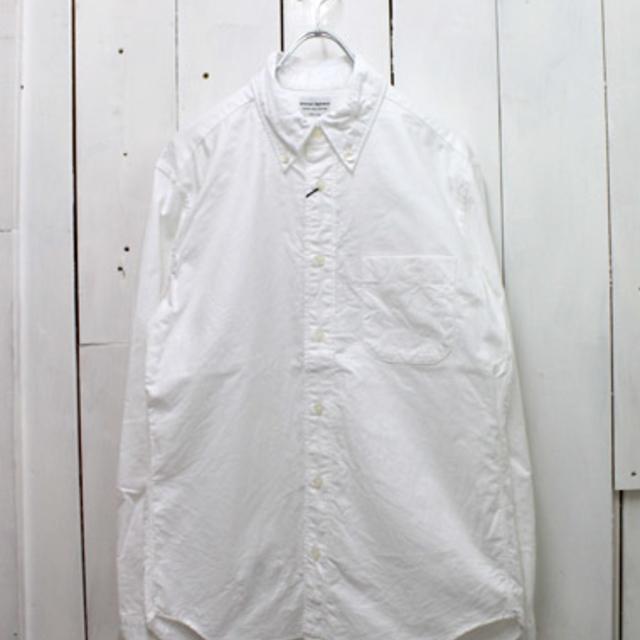 白シャツ オックスフォード