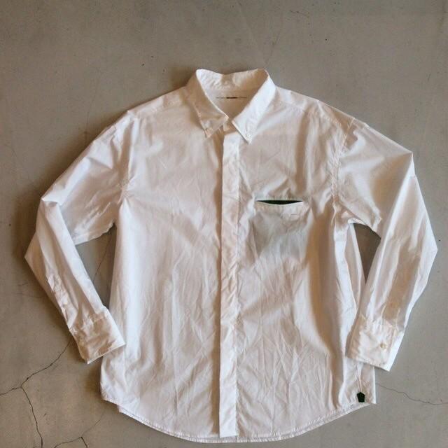 白シャツ bd shirte